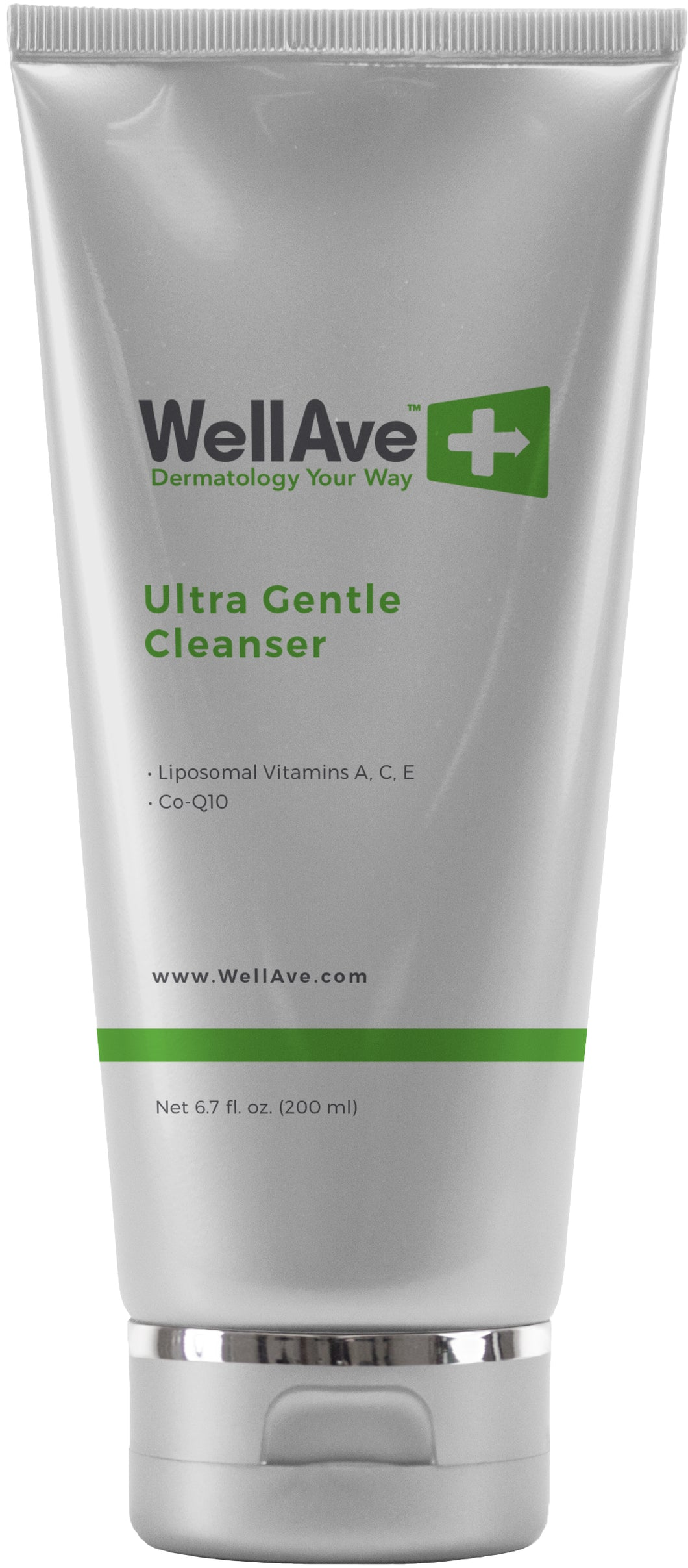 WellAve's Ultra Gentle Cleanser