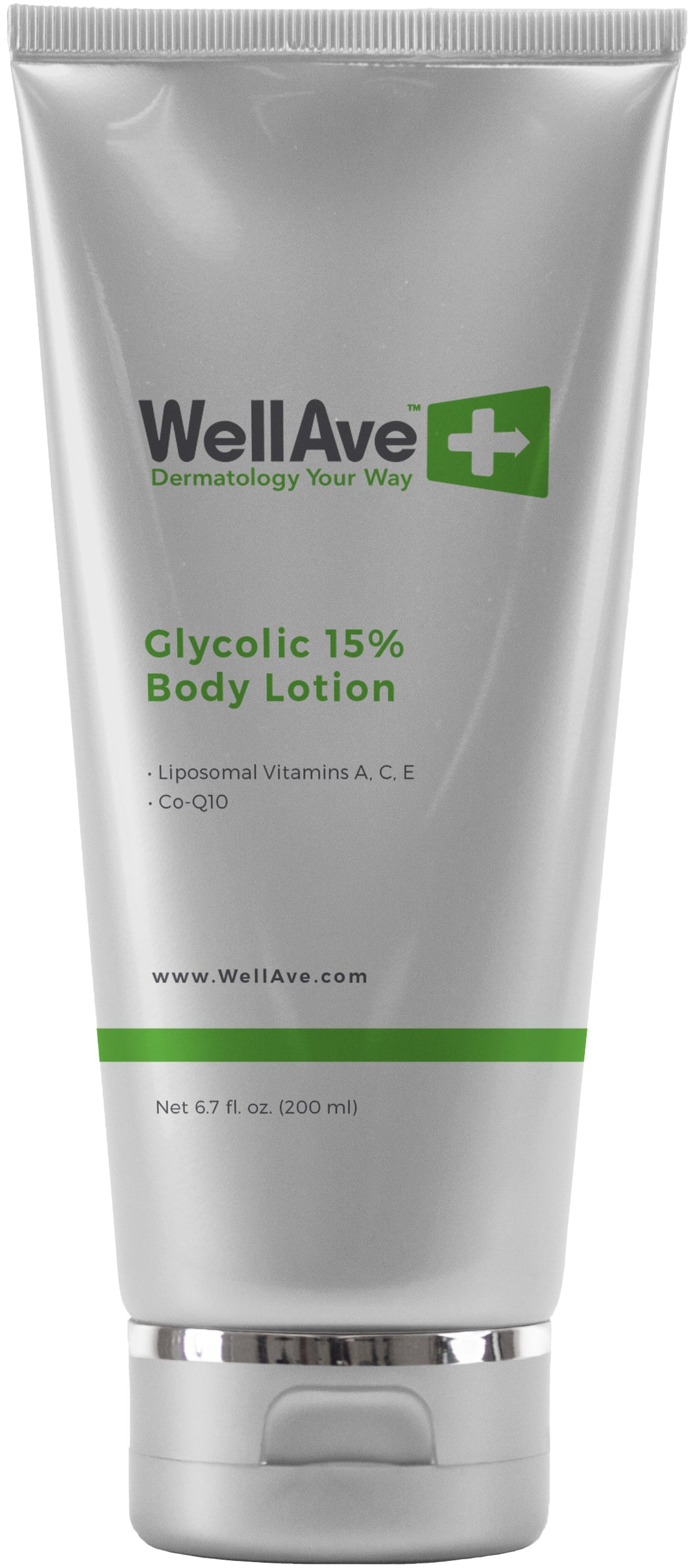 WellAve's Glycolix 15% Body Lotion