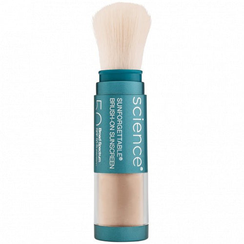 Colorescience Sunforgettable Total Protection Brush-On Shield SPF 50- Medium