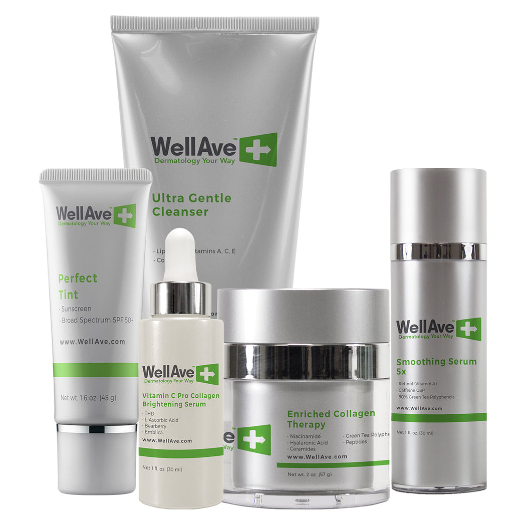 WellAve Product Bundle - Erin's Favorite Package