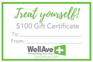 $100 - WellAve Gift Card