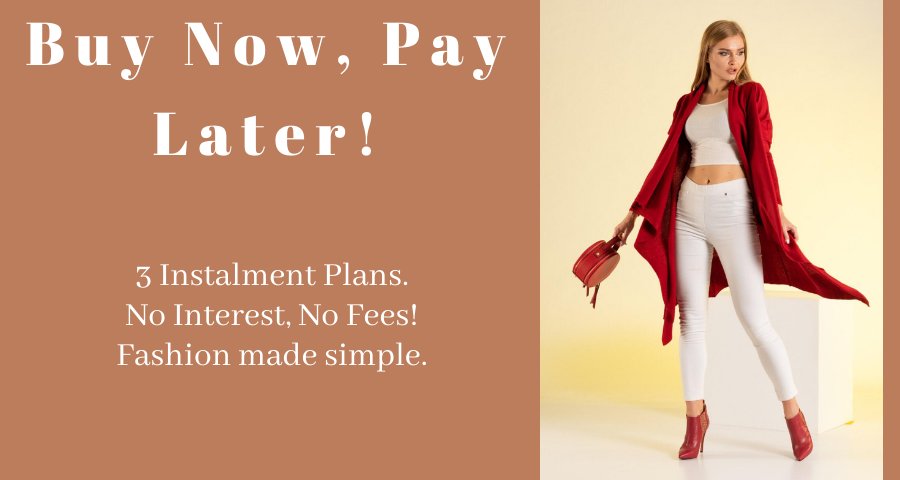 Buy Now Pay Later with Klarna 3 Instalment Plans