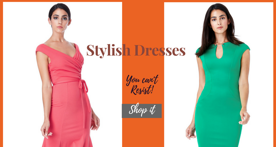 Women Dresses Slider