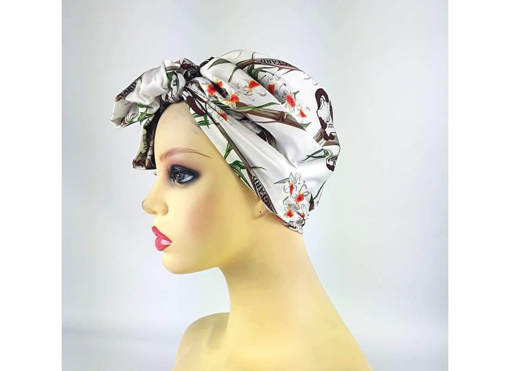 6 in 1 Pre Tied Chemo Scarf,Women's Hair Accessories