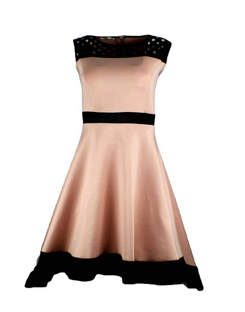 High-Low Fit & Flare Party Dress - Dresses cocktail dress dress dress for occasion dresses dresses for occassion
