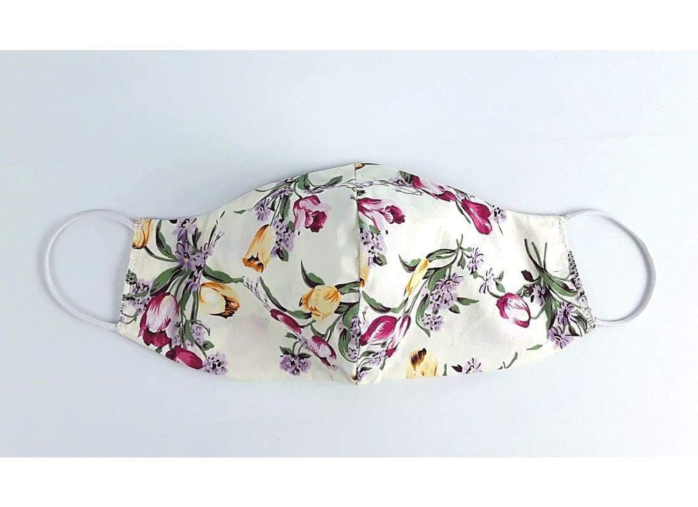 Reusable Cotton Face Mask - Face Masks Cotton Face Mask, Adult  Face Mask, Double Layer Face Mask, Face masks, Floral Face Mask, Unisex