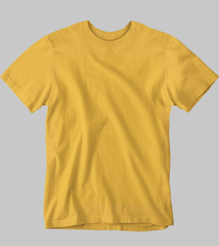 1045 Ring-Spun Cotton 145 Gsm T-Shirt