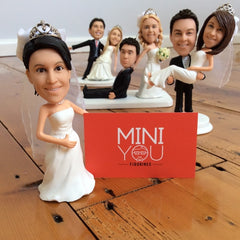 Contact Mini You Figurines