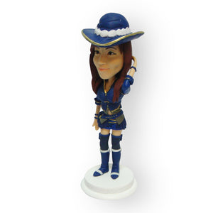 Cowgirl Western Theme Custom Figurine