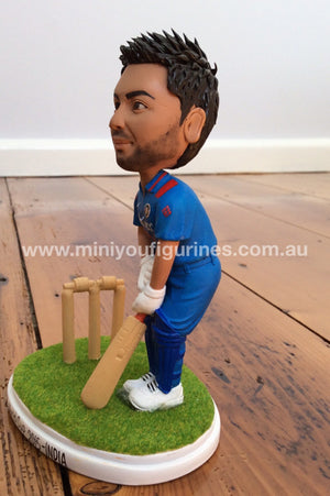 Personalised Cricket World Cup Figurine
