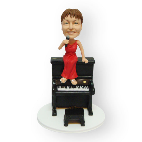 The Performer Custom Figurine
