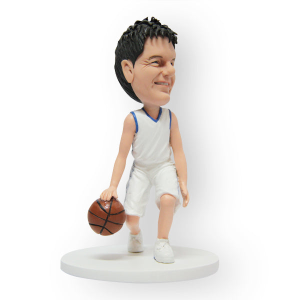 Basketball Player Figurine