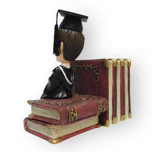 Bookstand Male Figurine