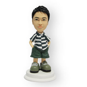 Cool But Not So Cool Kid Figurine
