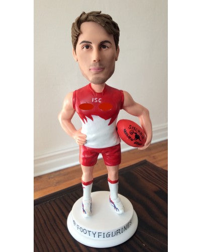 Replica AFL Footy Player Figurine