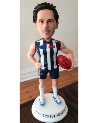 AFL Footy Player Figurine Custom Design