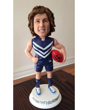 Personalised AFL Player Figurine