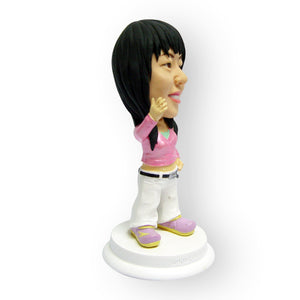 Pretty Girl Stylish Figurine