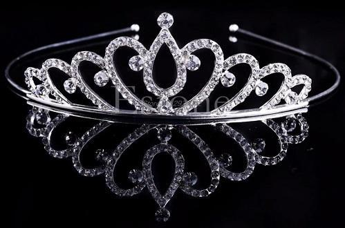 Silver Diamond Crown,