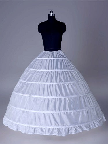 6 Ring Hoop Skirt