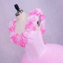 Load image into Gallery viewer, Pink Quinceanera Trail Gown, Size (XS-30 to L-38), G144