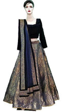 Load image into Gallery viewer, L1, Brocade Lehenga, Size (XS-30 to XL-42)