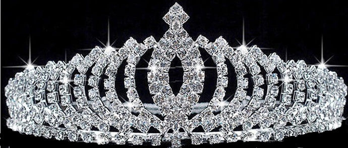 A2, Crystal Silver Diamond Crown