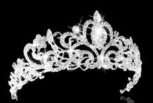 Load image into Gallery viewer, A1, Princess Silver Diamond Crown