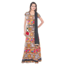 Load image into Gallery viewer, L69, Garba dress, Size (XS-30 to XL-40)