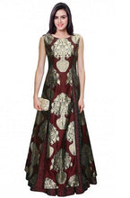 Load image into Gallery viewer, L26, Maroon Indowestern Sharara, Size (XS-30 to XL-38)