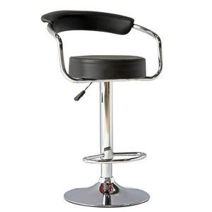 Danilo Smart Barstool, Black