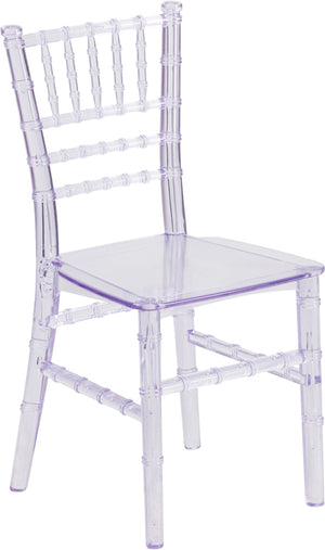 Desmond Crystal Transparent Chiavari Chair