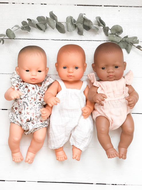 Miniland Newborn Doll Collection