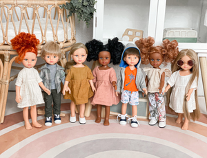 Las Amigas Doll Collection