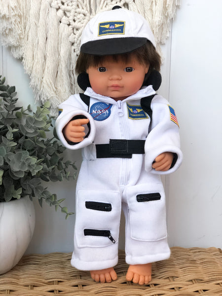 Nasa Inspired Space Outfit- Doll