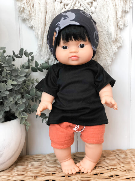 Jude - Minikane Boy Doll