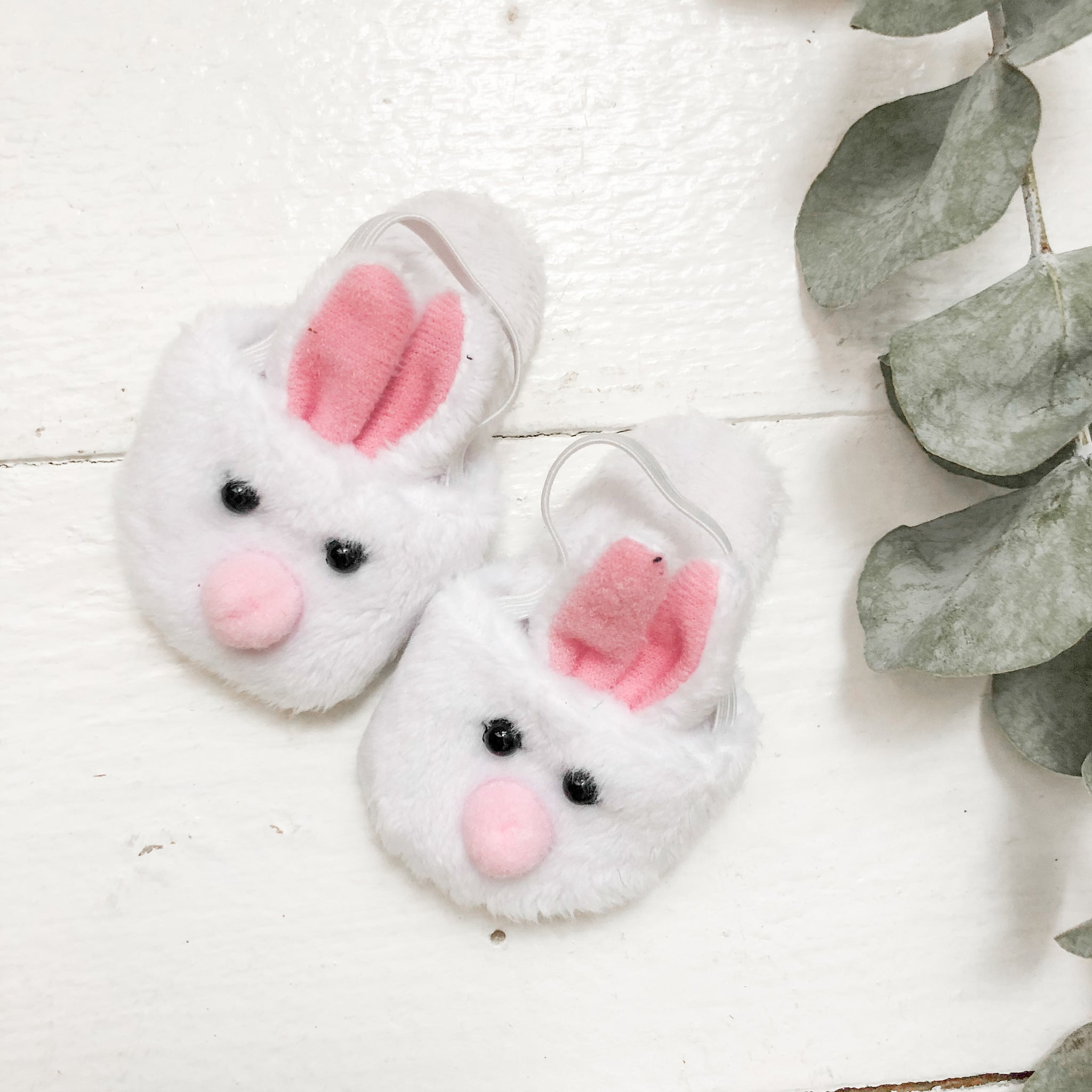 Bunny Slippers- DOLL