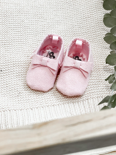 Pink Slippers- Doll