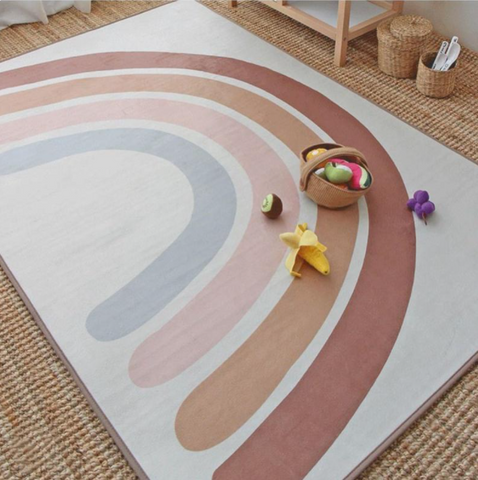 Rainbow Play Mat