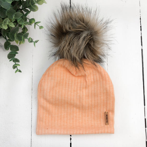 Beanie- Sweater Knit (Multiple Colors)