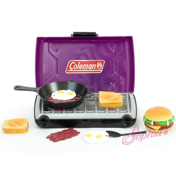 Coleman Camping Stove and Food Set - DOLL