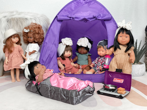 Coleman Tent - DOLL