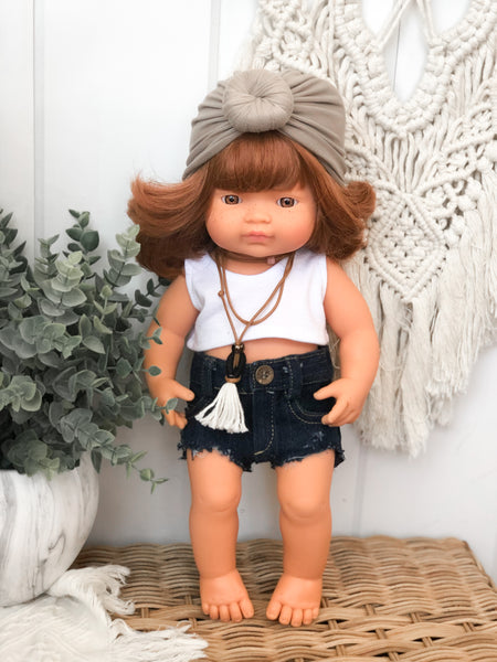 Crop Set- DOLL