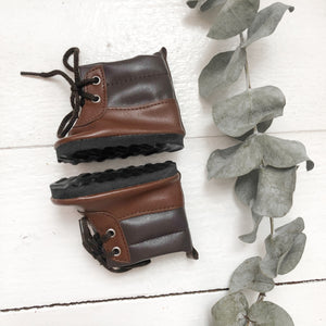 Brown Boots - DOLL
