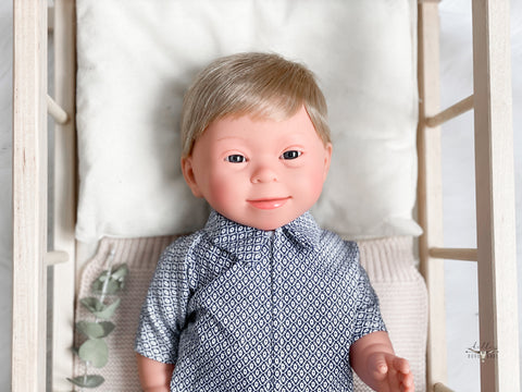 Jubal- Belonil Boy Doll