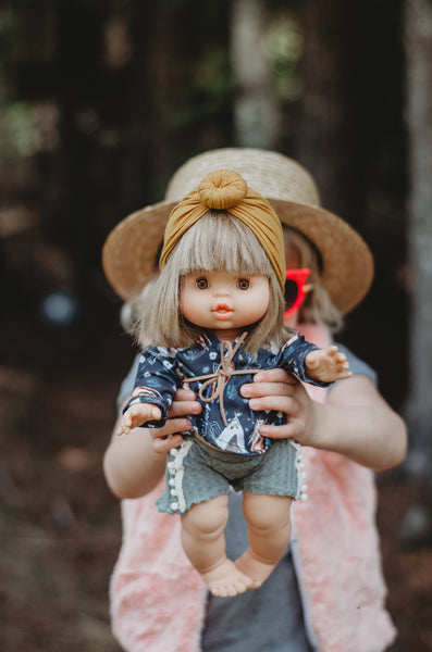 Zoe - Minikane Girl Doll