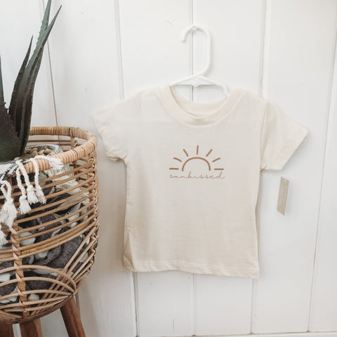 Sunkissed - Organic T-Shirt