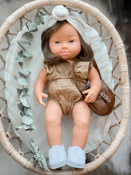 Leather Bag - Doll