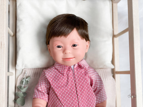 Austin - Belonil Boy Doll