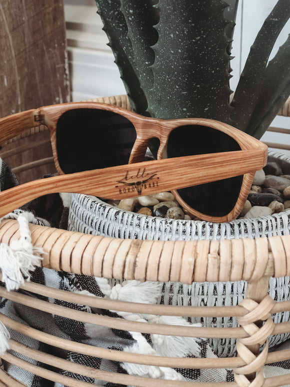 Light Wood Sunnies